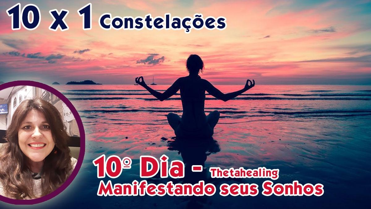 10/07/2020 - MEDITAÇÃO THETAHEALING