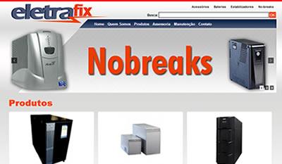 EletraFix Soluções em Energia - NoBreak - Estabilizador